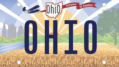 Ohio prints 35,000 new license plates before realizing mistake