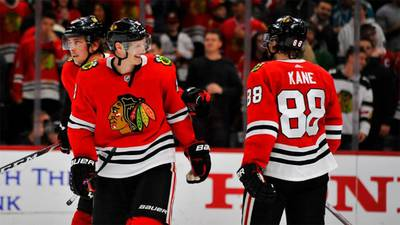 Chicago Blackhawks announce they don't plan to change name