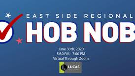 Eastside Regional Hob Nob goes virtual