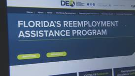 Some Floridians who claimed unemployment receiving bills for 'overpayment'