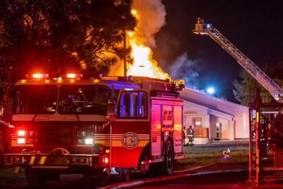 Pet Alliance of Greater Orlando fire: 17 cats killed in massive blaze