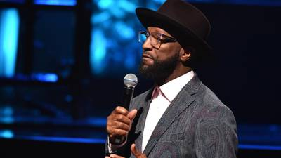 Rickey Smiley's daughter victim in Houston road-rage shooting