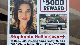 Volunteers help family continue search for missing Belle Isle mother of 3
