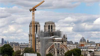 Notre Dame Cathedral will be restored with classic look after 2019 fire