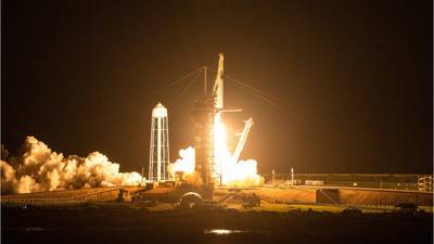 WATCH: SpaceX Inspiration4 launch