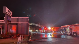 Early morning fire ruled 'suspicious,' State Fire Marshal now investigating