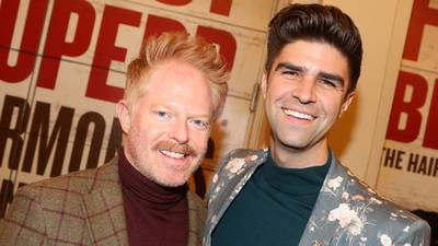 'Modern Family' star Jesse Tyler Ferguson, husband Justin Mikita welcome baby boy