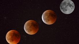NASA forecasts spectacular 'Super Blood Moon' this week