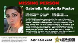 Osceola County Sheriff's Office asks public for help in finding missing 19-year-old