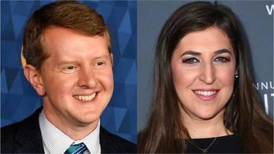 Ken Jennings and Mayim Bialik hosting 'Jeopardy!' through 2021