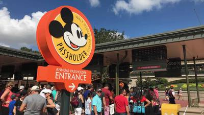 "Disney ""computer glitch"" overcharges annual passholders"