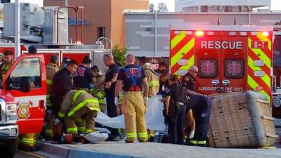 5 dead after hot air balloon crash in Albuquerque
