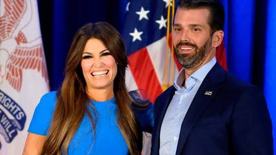 COVID-19: Kimberly Guilfoyle, Donald Trump Jr.'s girlfriend, tests positive