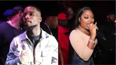 Rapper Tory Lanez arrested on gun charge, injured Megan Thee Stallion in the vehicle