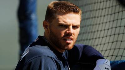 Coronavirus: Atlanta Braves star Freddie Freeman, 3 teammates test positive