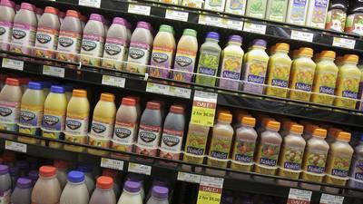 Coca Cola discontinuing Odwalla juice