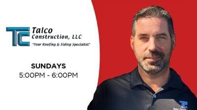 The Talco Construction Ask Joe Roofing Show