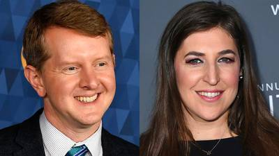 Ken Jennings and Mayim Bialik to host 'Jeopardy!' through 2021