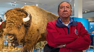 DNA from Sitting Bull's hair confirms great-grandson's ancestry claim