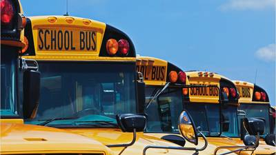 School bus driver shortage prompts Massachusetts governor to activate the National Guard