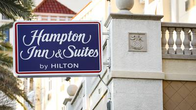 Black family sues Hilton after white clerk calls police over billing dispute