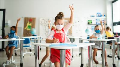 CDC releases new report on masks in schools