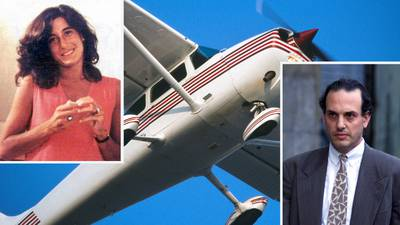 Former New York surgeon admits killing wife, throwing body from airplane in 1985